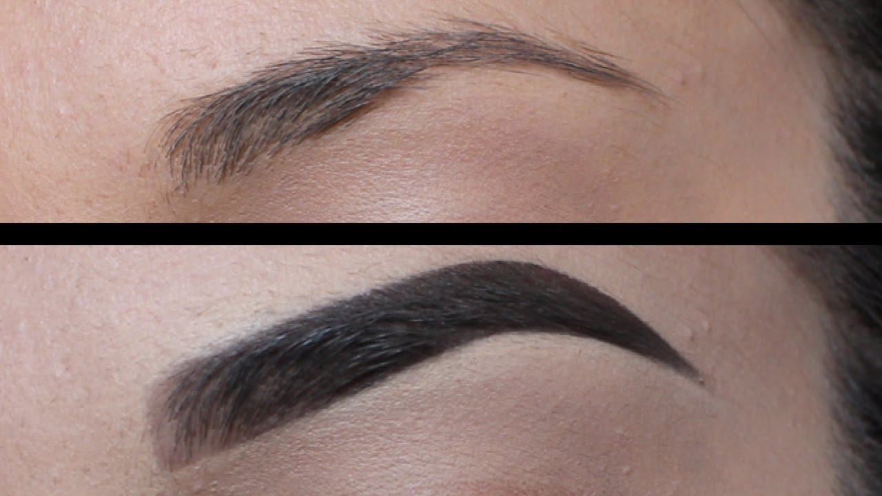 How to fill in your eyebrows a step by step tutorial e fashionforyou professional tips to fill in your eyebrows perfectly baditri Images