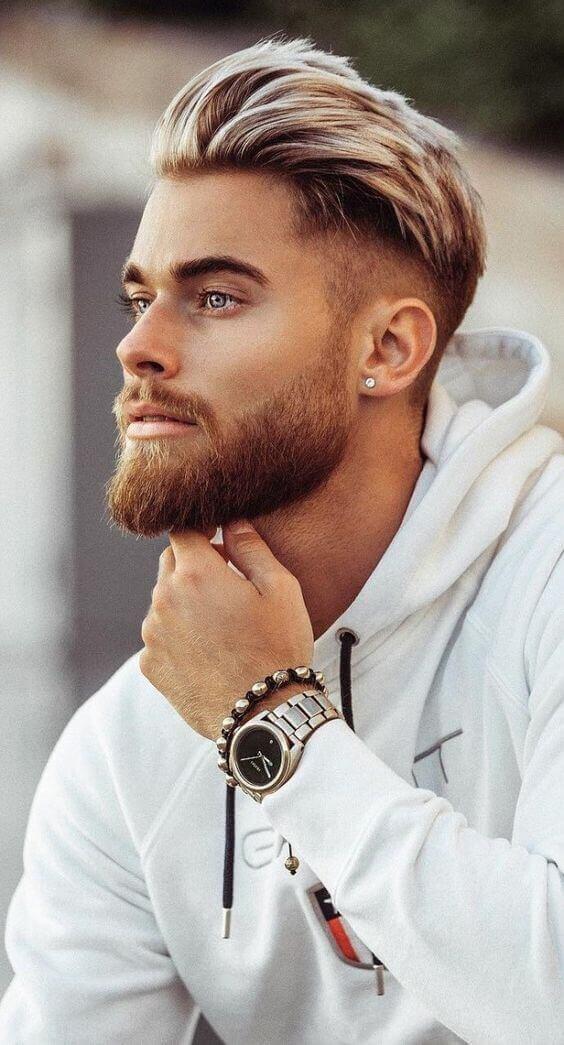 New Beard Styles For Men 2019 E Fashionforyou